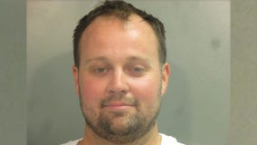 Josh Duggar, of '19 Kids and Counting,' arrested by federal agents in Arkansas