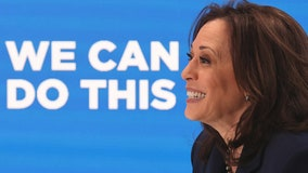 Kamala Harris, second gentleman to move into official vice presidential residence next week
