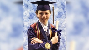 12-year-old boy genius graduates from high school, college in same year — and he's already started 2 companies