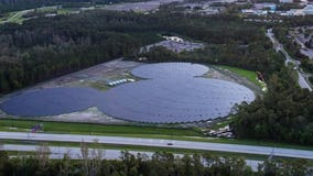 Disney World to power up to 40% of theme park energy needs with new solar facilities