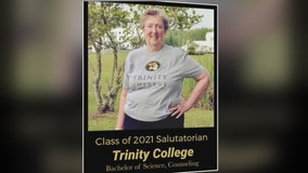 Pasco County woman becomes college graduate at '74 years young'