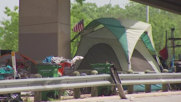 Texas to vote on bills that would ban camping in public spaces