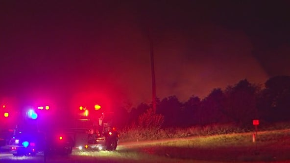 Crews have Bastrop County wildfire 97% contained at 37 acres