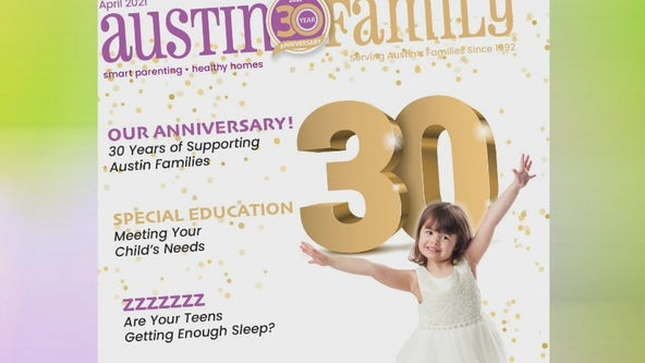 Austin Family Magazine: How do you help a child cope with anxiety?