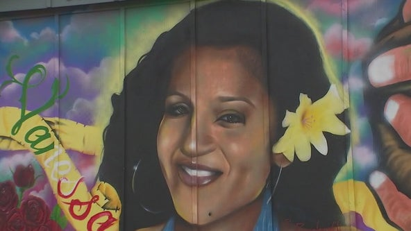 Community gathers in South Austin to honor Vanessa Guillen