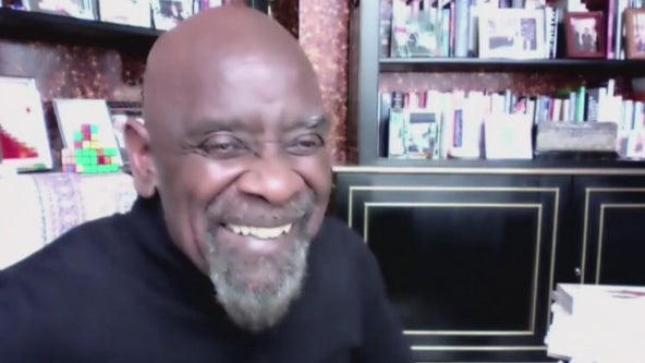 Author Chris Gardner talks about latest book 'Permission to Dream'