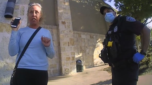 Lake Travis school board candidate faces assault charge in mask incident