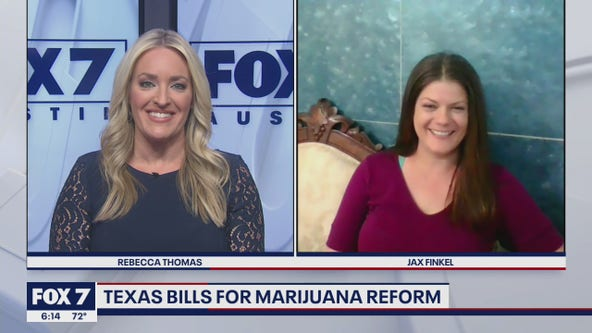 FOX 7 Discussion: Push to make Texas more 'cannabis-friendly'