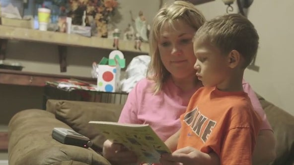 Women's Storybook Project connects kids with their incarcerated moms