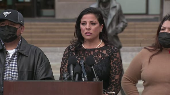 Family holds news conference on anniversary of Vanessa Guillen's disappearance