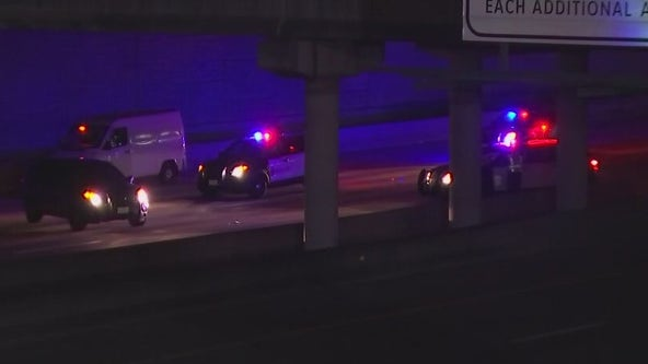 Police looking for person involved in deadly NW Austin hit-and-run