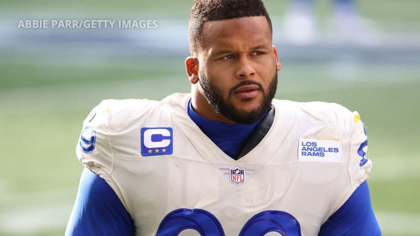 Aaron Donald's attorney says video evidence refutes assault allegations against Rams star