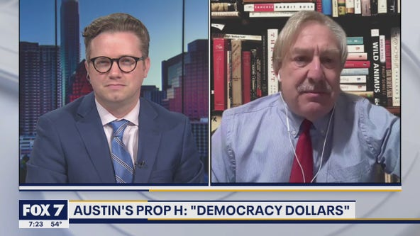 LIVE: Prop H advocate Fred Lewis on 'Democracy Dollars'