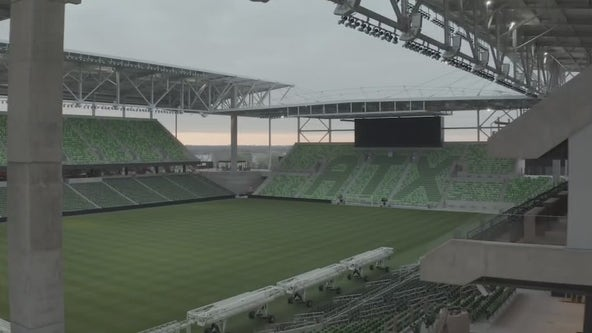 A look inside the Q2 Stadium ahead of Austin FC's debut season