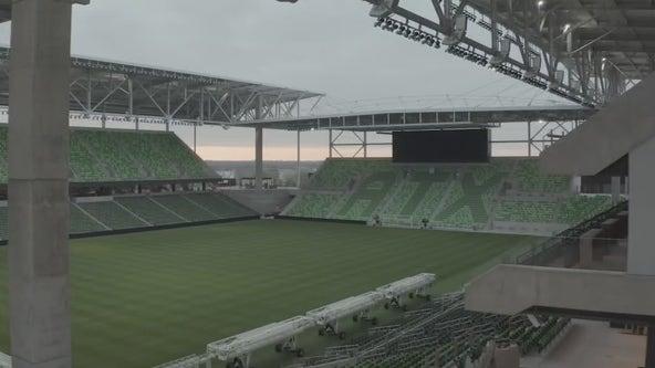 A look inside the Q2 Stadium ahead of Austin FC's debut season