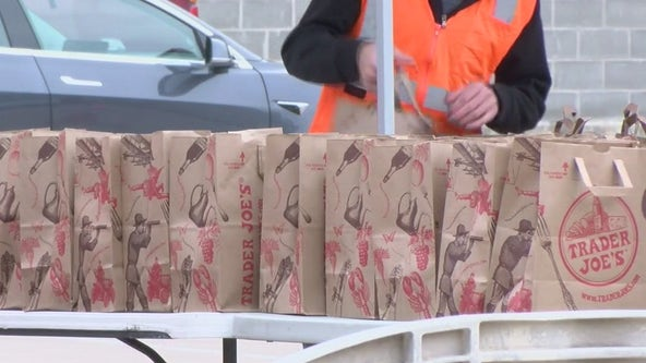 Musically Fed hosts food distribution to help live music community