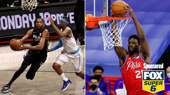 Win $25,000 for free on Nets-76ers and the NBA's Wednesday slate