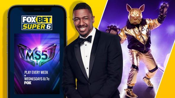 'The Masked Singer' delivers a 'pawsome' reveal and another 10K in FOX Bet Super 6 contest