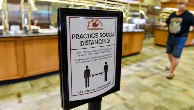 Shady Maple Smorgasbord Buffet Restaurant Reopens After Coronavirus COVID-19 Shutdown Order