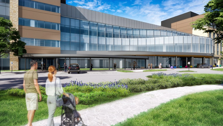 The hospital, which will be located at9835 North Lake Creek Parkway, willaddress the need for expanded pediatric, fetal, and Ob/Gyn care in the Central Texas area.