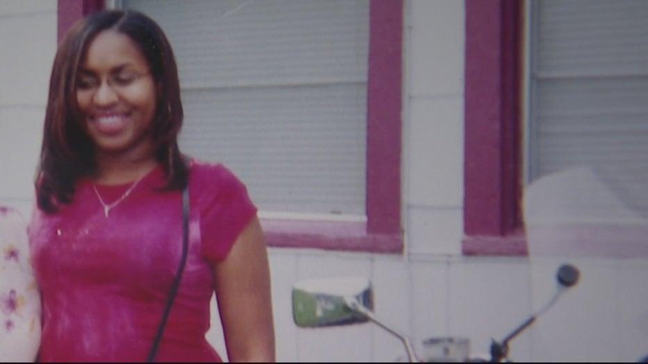 Nicole Denson trafficking survivor