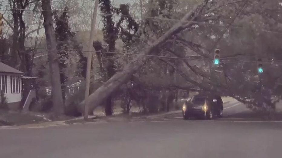 SUV driving1