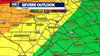 Austin, Hill Country under slight risk for severe storms