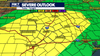 Slight risk of severe storms in Central Texas
