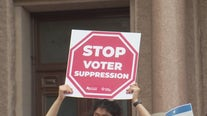 Politicians, activists rally for voting rights at Texas State Capitol