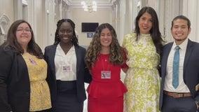 Local DACA recipient among six that met with President Biden