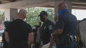 Camping ban implementation begins in Austin