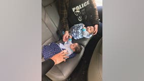 Abducted twin baby boys found safe, police say