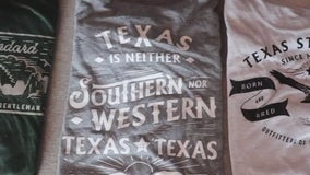 Texas Standard making classic clothes with modern Texas spin