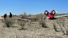 'This was amazing': No injuries after two planes collide midair over Colorado