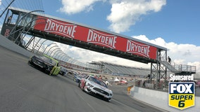 Win $10,000 for free on the Drydene 400 NASCAR race at Dover