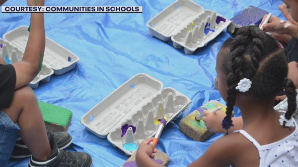 Communities in Schools talks about keeping students engaged, healthy during the summer