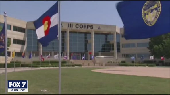 U.S. congressional delegation gets look at progress at Fort Hood