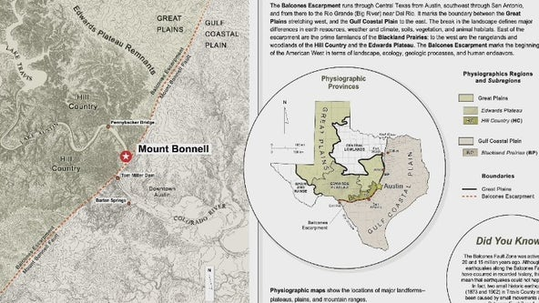 New project offers insight on how Mount Bonnell came to be