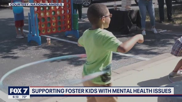 FOX 7 Discussion: Supporting foster kids with mental health issues