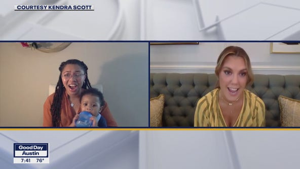 Kendra Scott surprises Austin mom with $2,000