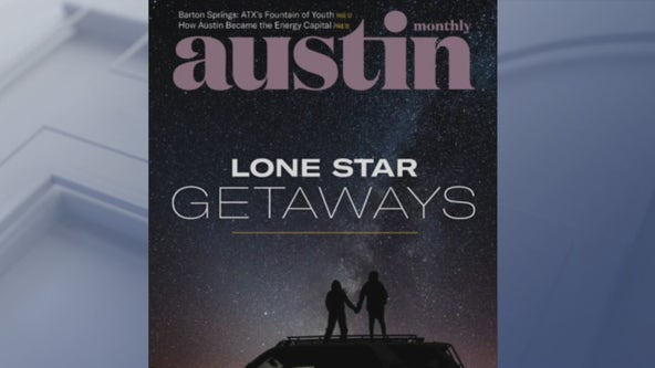 Austin Monthly talks about Texas getaways