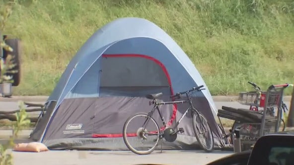 Homeless camping ban back in effect in Austin
