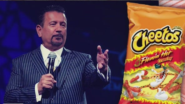 Frito-Lay debunks Flamin' Hot Cheetos creator story