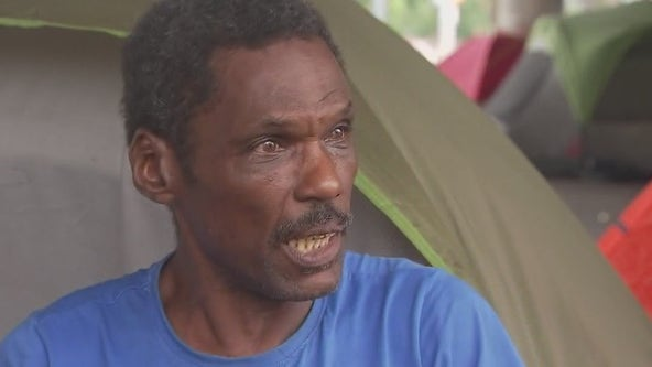 """We're still humans"": Austin man reacts to camping ban reinstatement"