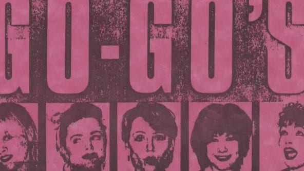 The Go-Go's inducted in the Rock & Roll Hall of Fame