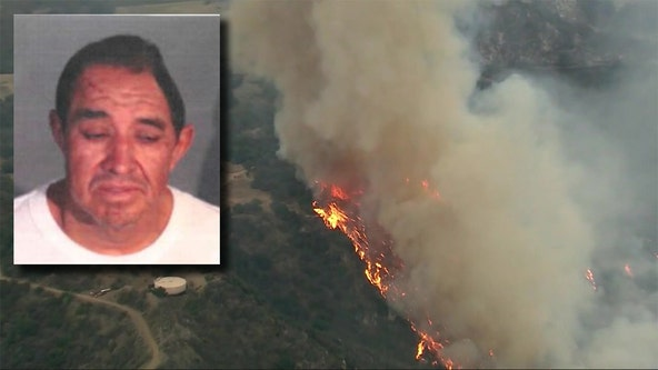 Arson suspect identified as Palisades Fire reaches 32% containment