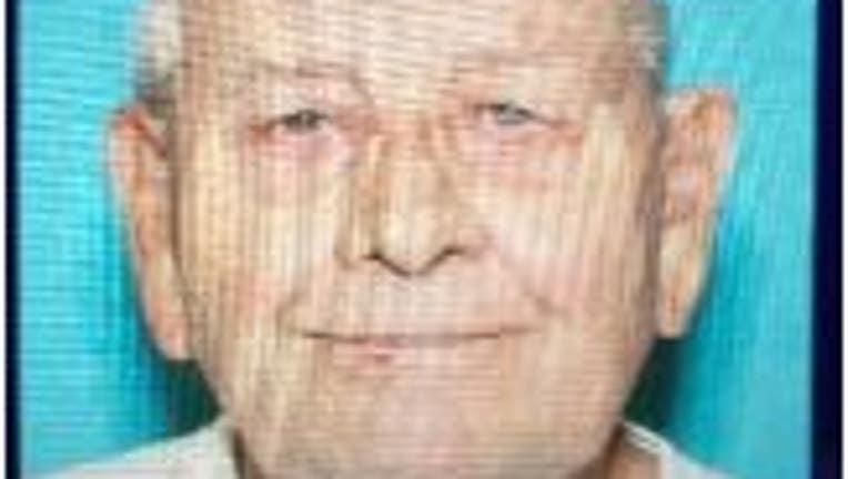 elderly man missing