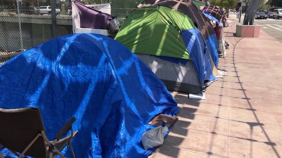 Lawmakers debating bill that would fine those experiencing homelessness up to $500