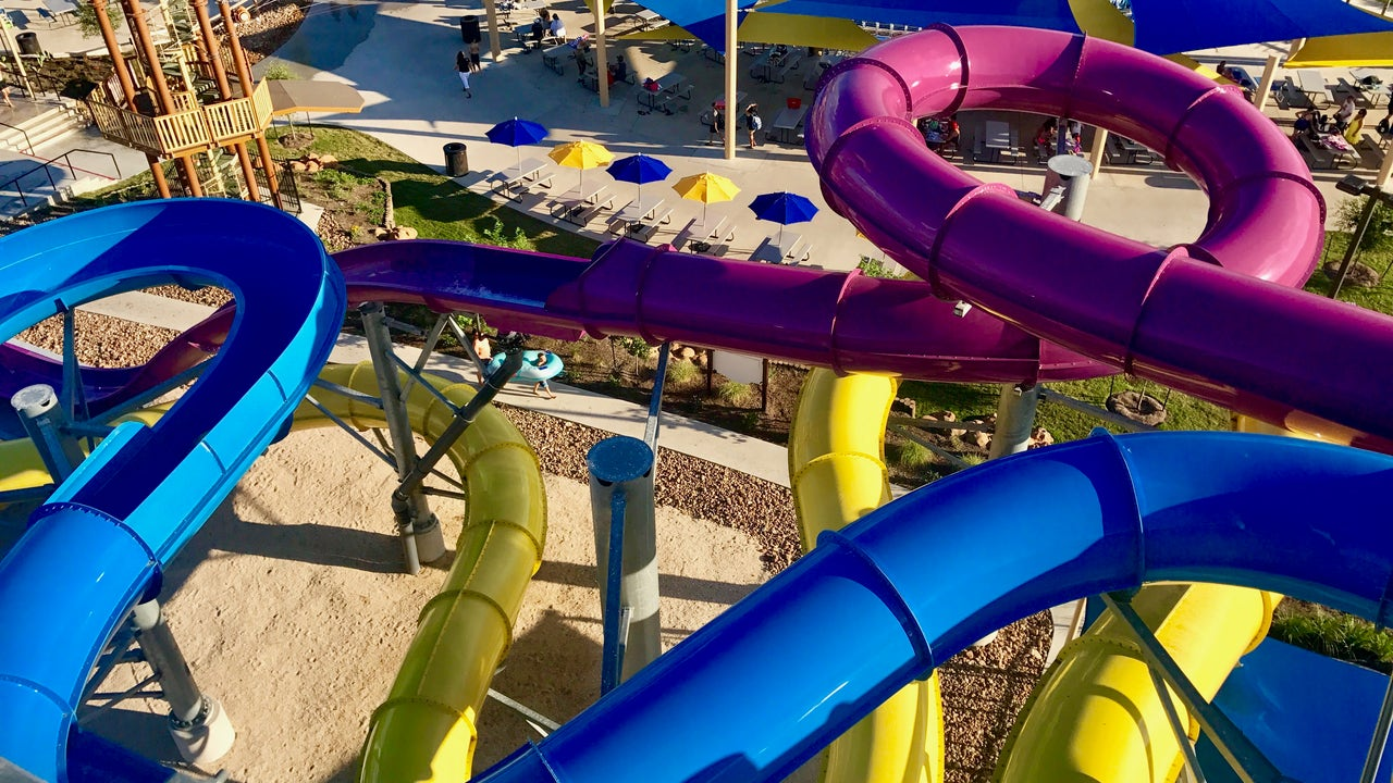 Austin's Typhoon Texas becomes an adult-only waterpark for a night