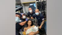 Special delivery: Peoria firefighters help deliver baby